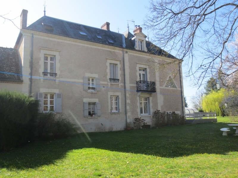 Sale house / villa St julien sur cher 371000€ - Picture 8