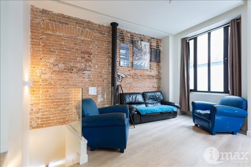 Vente appartement Paris 3ème 580000€ - Photo 2