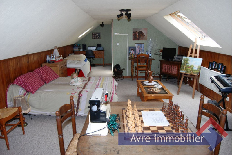 Vente maison / villa Verneuil d avre et d iton 169500€ - Photo 12