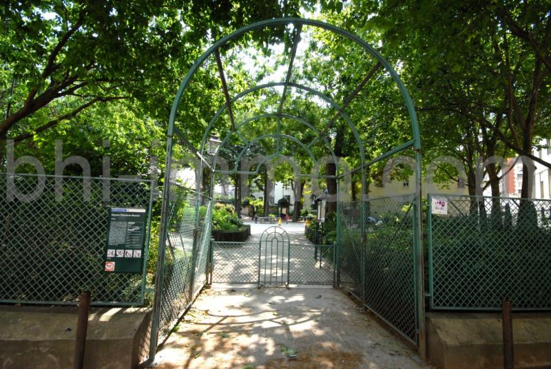 Locação apartamento Paris 5ème 1175€ CC - Fotografia 11