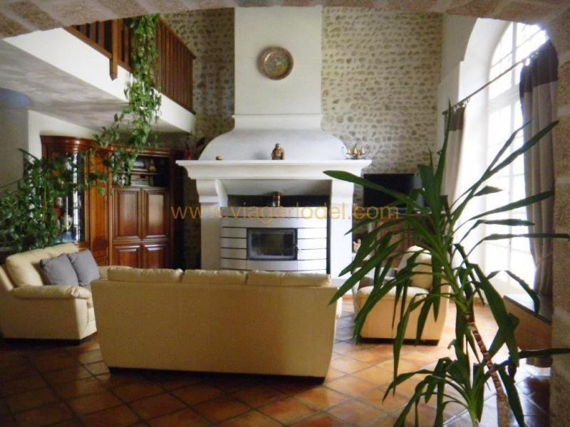 Vendita nell' vitalizio di vita casa Riez 277000€ - Fotografia 4