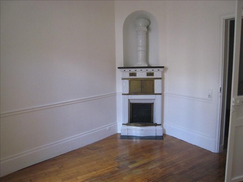 Rental apartment Asnieres sur seine 880€ CC - Picture 1