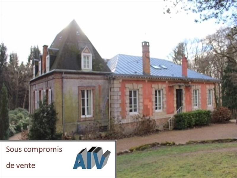 Deluxe sale house / villa Aincourt 790000€ - Picture 1