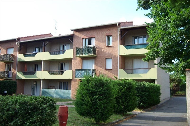 Rental apartment Toulouse 478€ CC - Picture 1