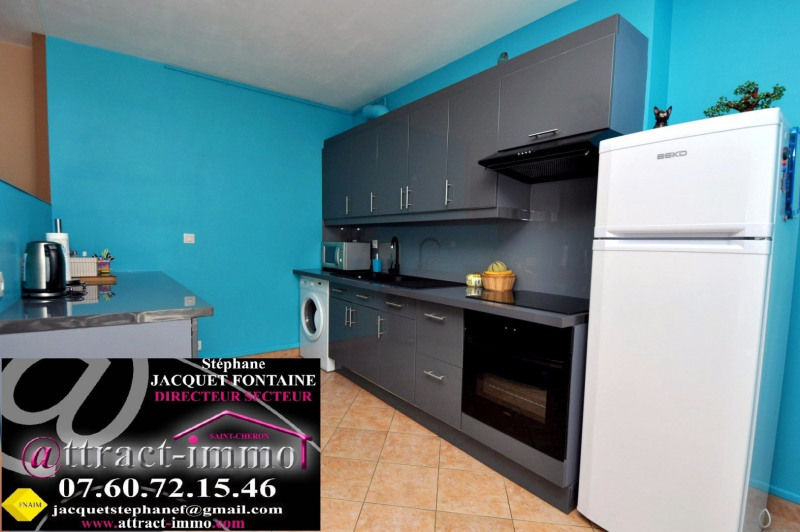 Vente appartement Bruyeres le chatel 150000€ - Photo 6