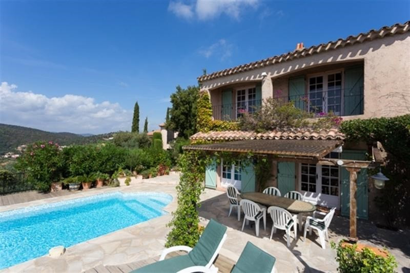 Location vacances maison / villa Les issambres 2 750€ - Photo 2