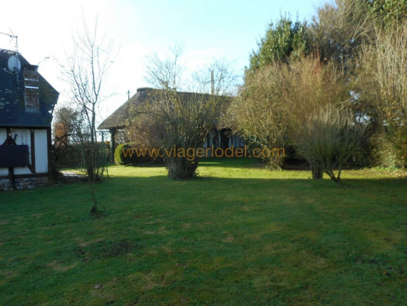 Life annuity house / villa Martainville 190 800€ - Picture 6