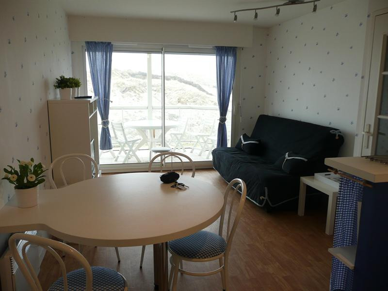 Vacation rental apartment Stella plage 212€ - Picture 6