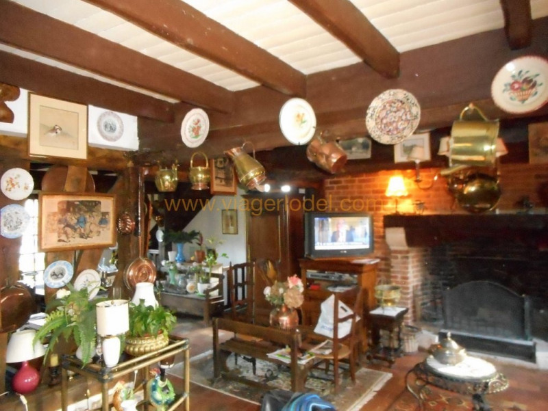 Vendita nell' vitalizio di vita casa Martainville 190800€ - Fotografia 8