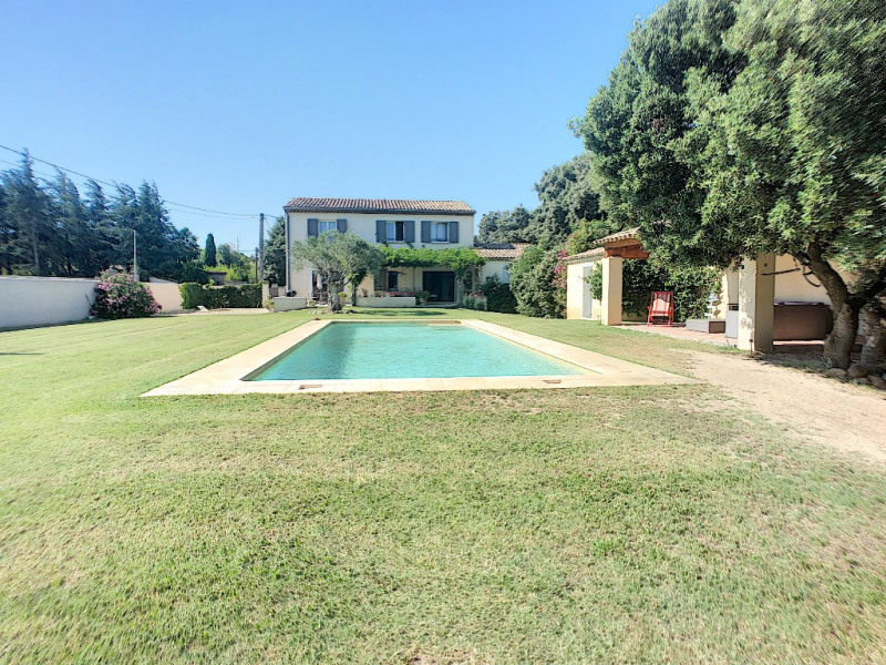 Vente maison / villa Rochefort du gard 499 000€ - Photo 3