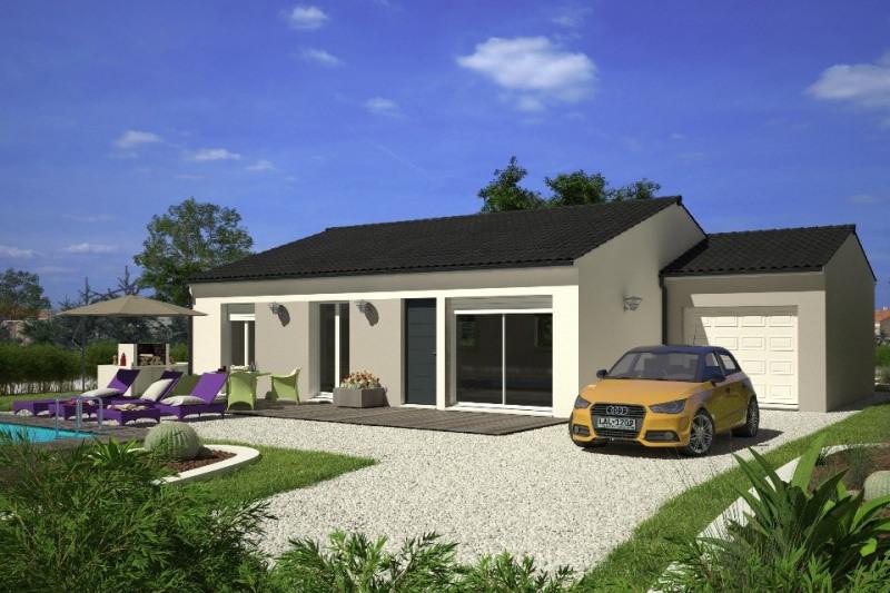Maison  5 pièces + Terrain 802 m² Roullet-Saint-Estèphe par MAISONS OPEN CHARENTES