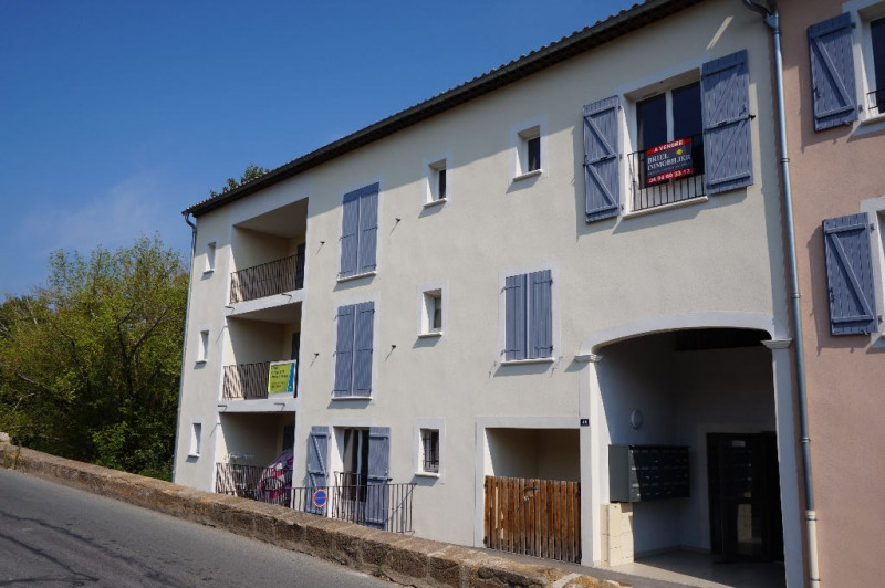 Vente appartement Vidauban 165000€ - Photo 1