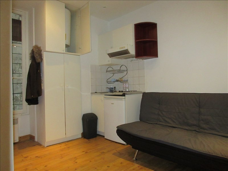 Sale apartment Paris 11ème 138 000€ - Picture 1