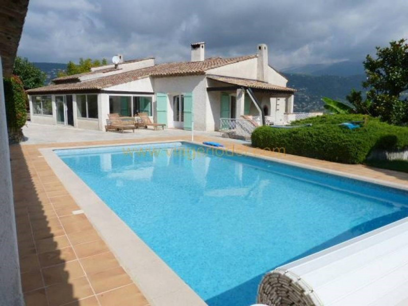 Life annuity house / villa Peymeinade 140000€ - Picture 1
