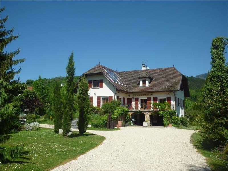 Vente de prestige maison / villa Seyssel 699000€ - Photo 1