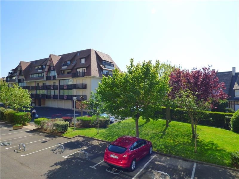 Vendita appartamento Villers sur mer 78000€ - Fotografia 1