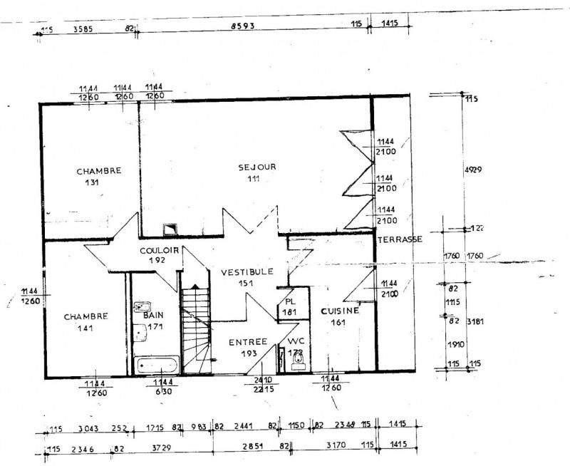 Sale house / villa Montlignon 560000€ - Picture 3