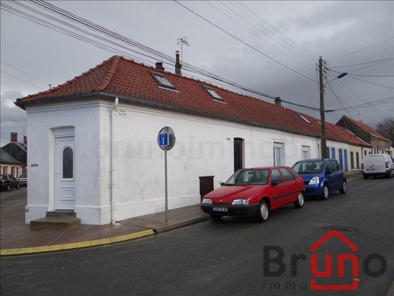 Vente maison / villa Le crotoy 178000€ - Photo 1