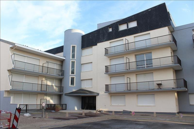 Vente appartement Fort mahon plage 57000€ - Photo 1
