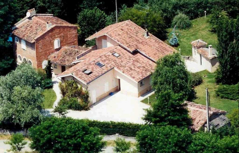 Venta de prestigio  casa Montrabe 10 mn 627000€ - Fotografía 3