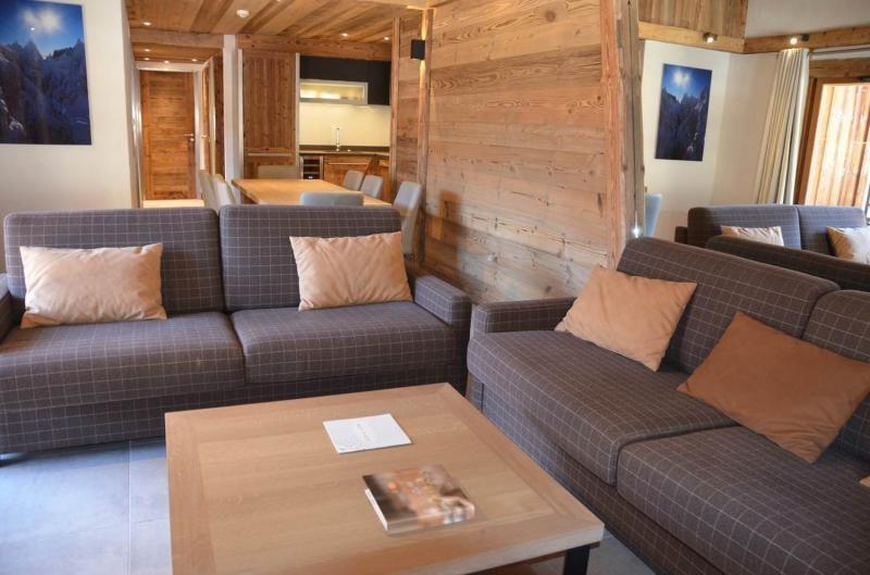 Verkauf von luxusobjekt wohnung Chamonix mont blanc 541667€ - Fotografie 2