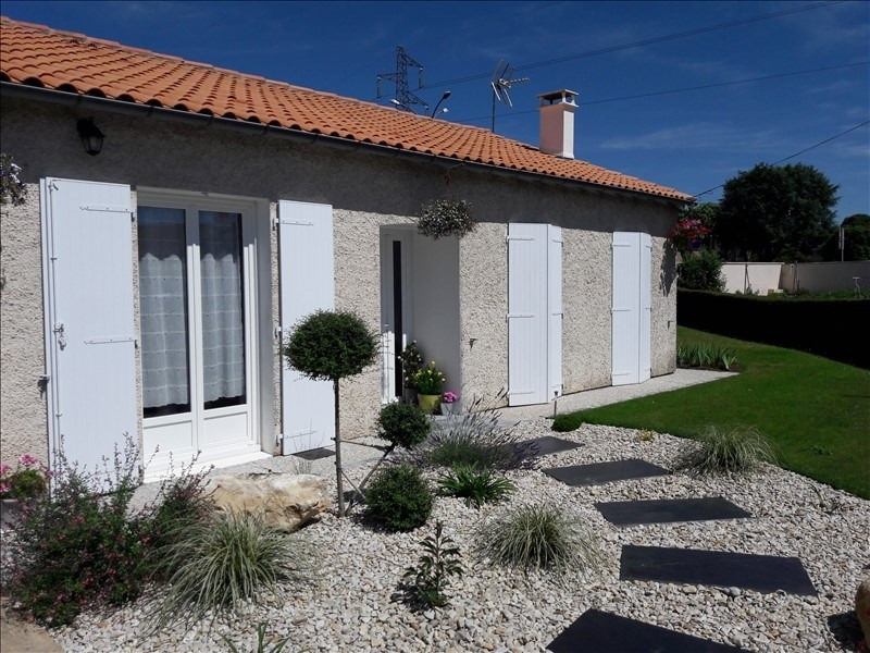 Location maison / villa Chauray 736€ CC - Photo 1