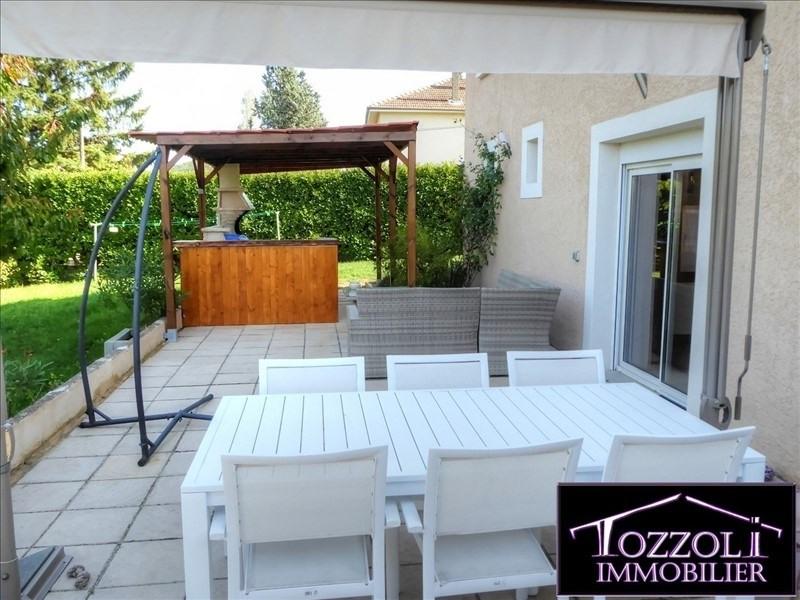 Vente maison / villa St quentin fallavier 342000€ - Photo 8