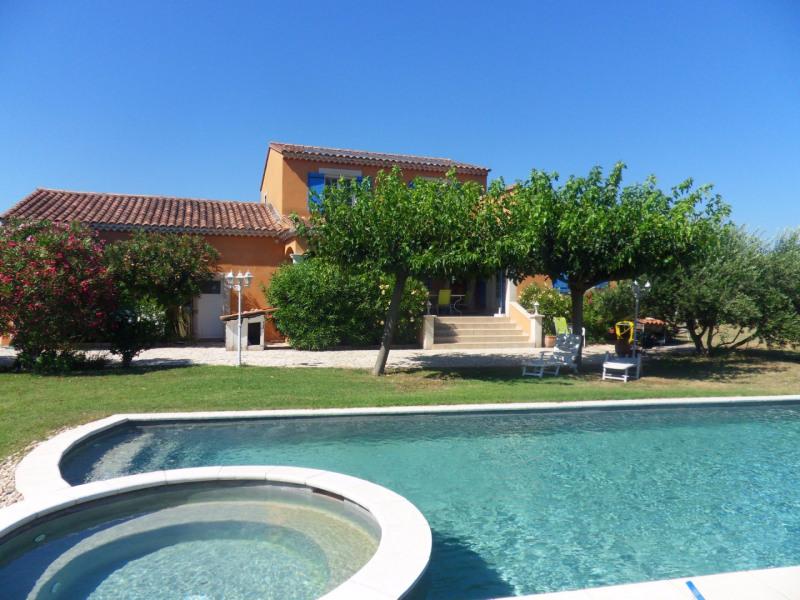 Vente maison / villa Entraigues sur la sorgue 420000€ - Photo 3