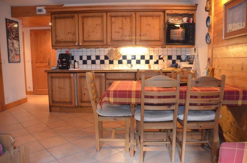 Verkoop  appartement Les houches 320000€ - Foto 2