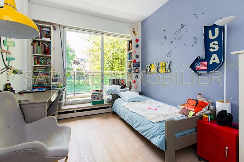 Appartement 84m² Ile de la Jatte-Parc d'Orléans Neuilly-sur-Seine 92200 - Chambre enfant 1