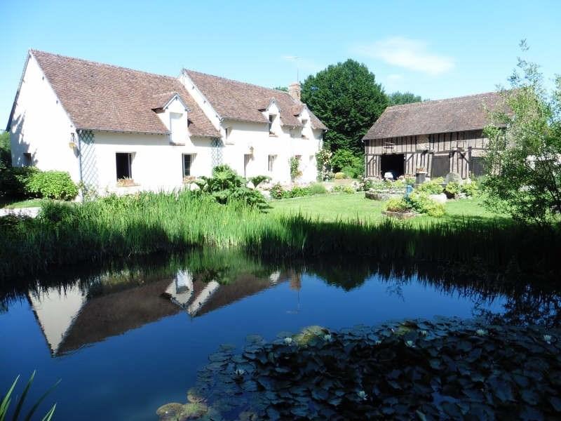 Vente maison / villa Le mele sur sarthe 242000€ - Photo 1