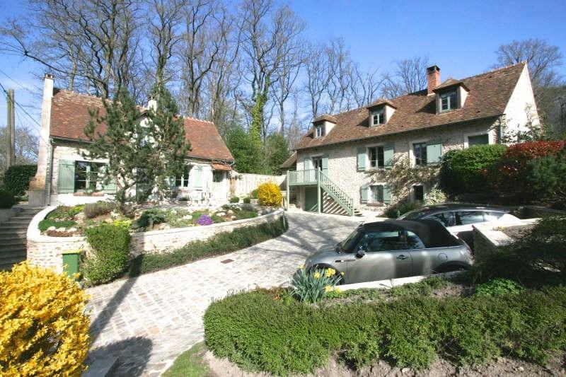Deluxe sale house / villa Montfort l amaury 987000€ - Picture 1