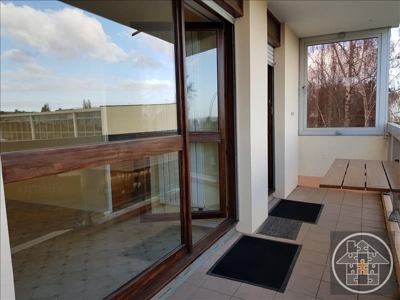 Rental apartment Thourotte 650€ CC - Picture 5