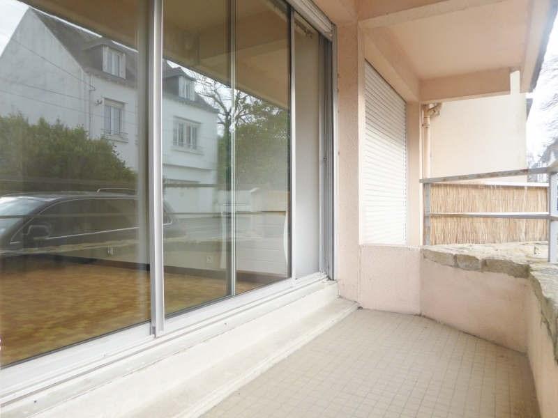 Rental apartment Douarnenez-treboul 400€ CC - Picture 1