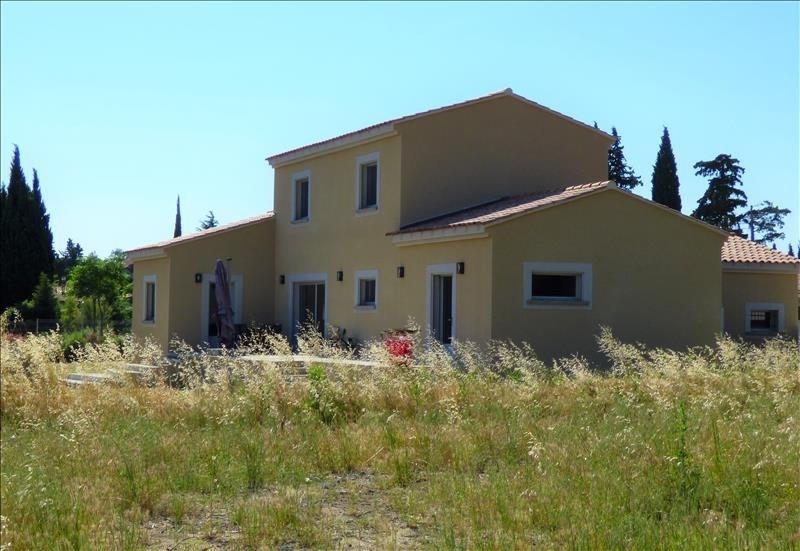 Vente maison / villa Beaumes de venise 440000€ - Photo 1