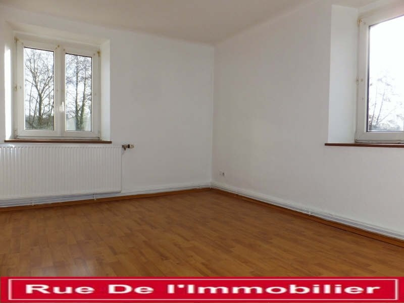 Sale apartment Reichshoffen 73 500€ - Picture 1