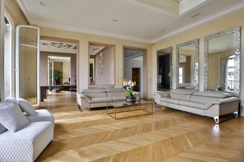 Vente de prestige appartement Paris 16ème 6500000€ - Photo 5
