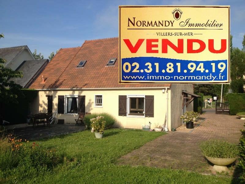 Vente maison / villa Villers sur mer 268000€ - Photo 1