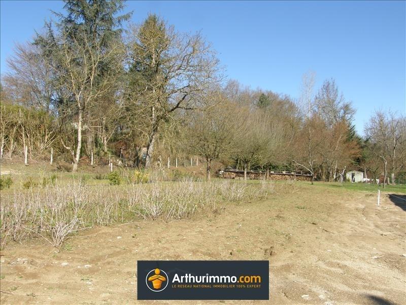 Vente terrain Morestel 70000€ - Photo 1