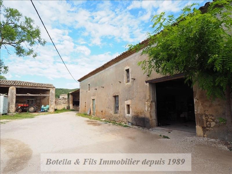 Vente maison / villa Goudargues 318000€ - Photo 9