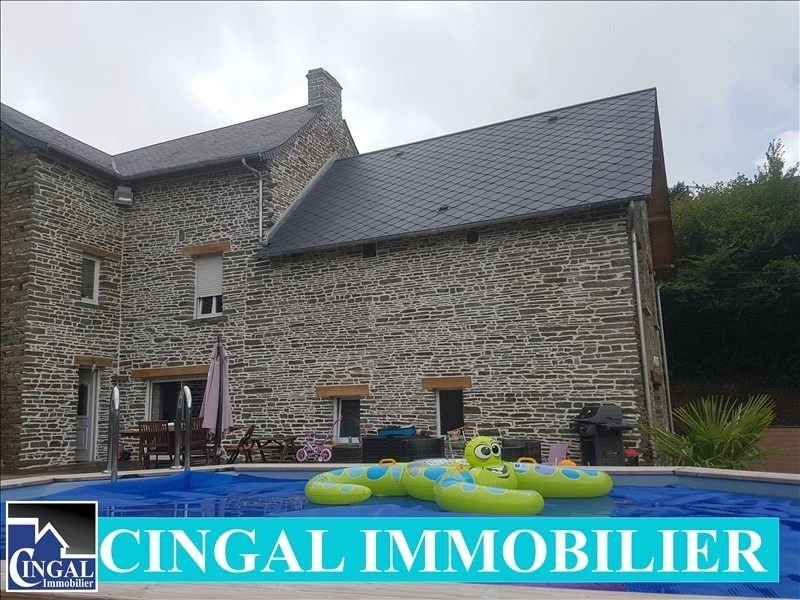 Vente maison / villa Thury harcourt 218 000€ - Photo 1