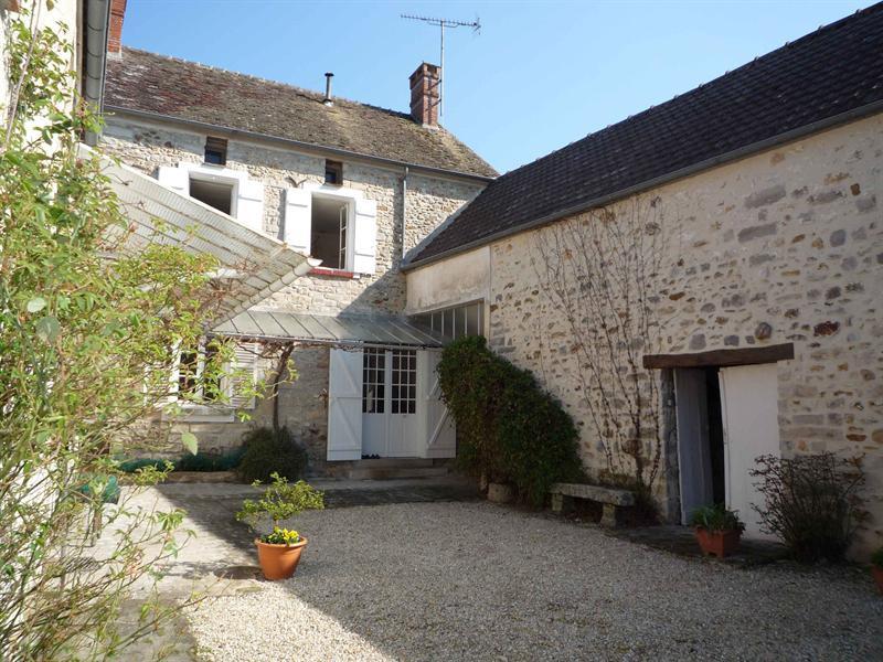 Viager maison / villa Fleury en bière 295000€ - Photo 1