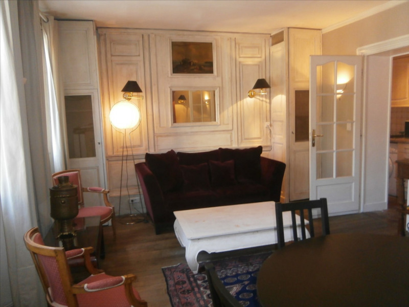 Rental apartment Fontainebleau 1 000€ CC - Picture 2