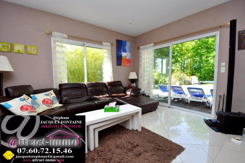 Vente maison / villa St maurice montcouronne 620000€ - Photo 3