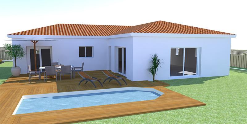 Maison  5 pièces + Terrain 1093 m² Cantenac (33460) par BATICA