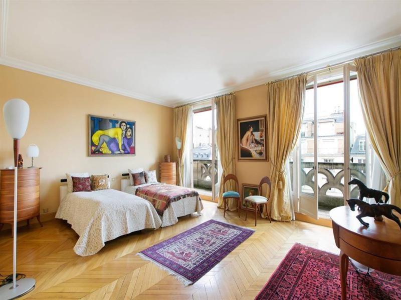 Venta de prestigio  apartamento Paris 16ème 5350000€ - Fotografía 7
