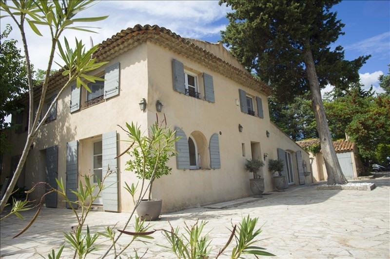 Verkauf von luxusobjekt haus Aix en provence 1980000€ - Fotografie 2