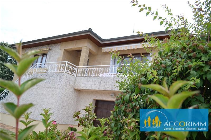 Venta  casa St pierre de chandieu 350000€ - Fotografía 3