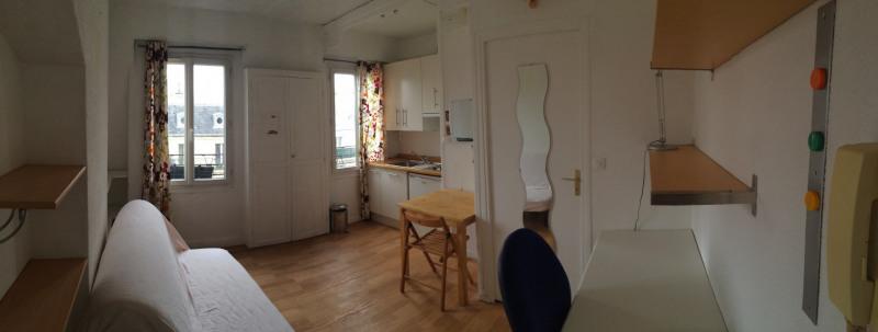 Alquiler  apartamento Paris 10ème 650€ CC - Fotografía 5