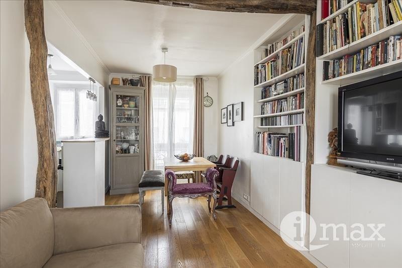 Vente appartement Levallois perret 419000€ - Photo 1